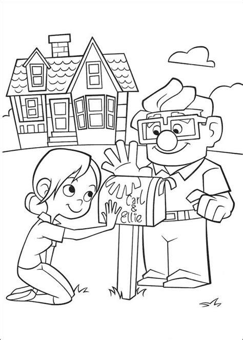 imagenes para descargar de up la pelicula colorear pelicula up dibujos pixar 6 dibujalandia