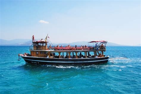 boat trip turkey altinkum boat and fishing trips turkey travel blog