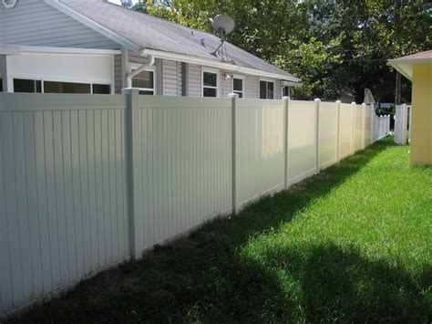 backyard vinyl fence 6 ft vinyl fence privacy bitdigest design durable 6 ft