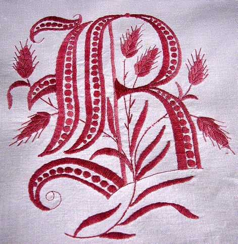 Monogram Pillow Sham by Antique Pillow Sham Monogram Monograms See