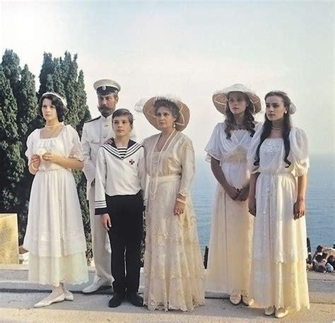 romanov family   russian film  regicide history anastasia romanov romanov
