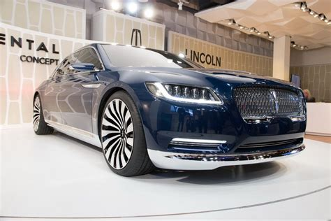 lincoln cars 2016 20 popular lincoln continental concept review tinadh