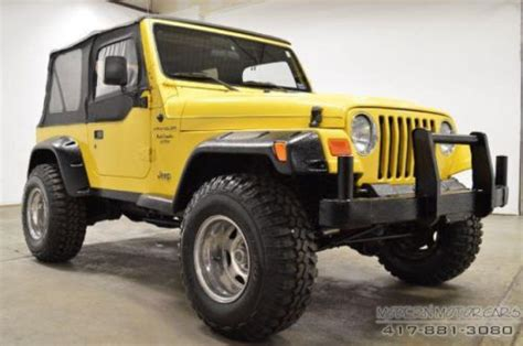 car maintenance manuals 2002 jeep wrangler parental controls find used 2002 jeep wrangler x in 1856 n deffer dr nixa missouri united states for us 10 958 00