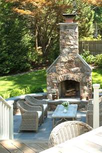 Backyard Creations Circular Fireplace Creative Outdoor Fireplace Designs And Ideas