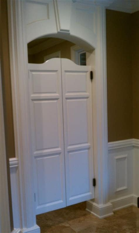Swinging Closet Doors Custom Length Poplar Swinging Cafe Doors Saloon Interior Doors For 24 Quot 36 Quot Door Openings