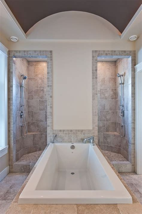 Bathroom Showers Without Doors 19 Gorgeous Showers Without Doors