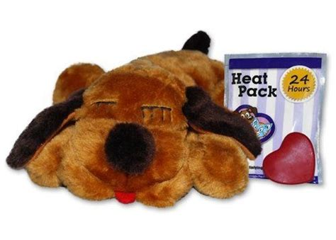 heartbeat stuffed animal for puppy where should my new puppy sleep thatmutt a