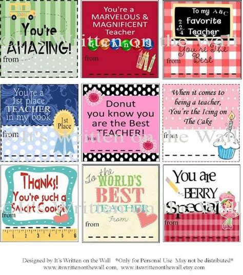 Free Appreciation Card Template by Free Printable Gift Tag Templates For Appreciation