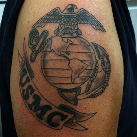 marine tattoos 75 cool usmc tattoos meaning policy and designs 2018
