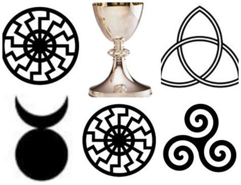 simbolos paganos y sus significados