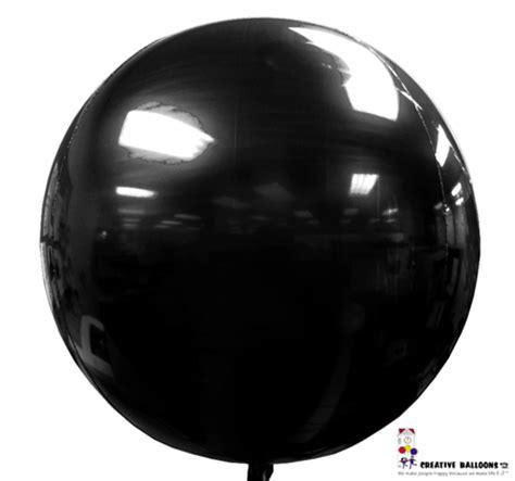 Balon Foil Kartun Stick Balloon Hbl014 black orb shaped foil balloon creative balloons manufacturing creative balloons