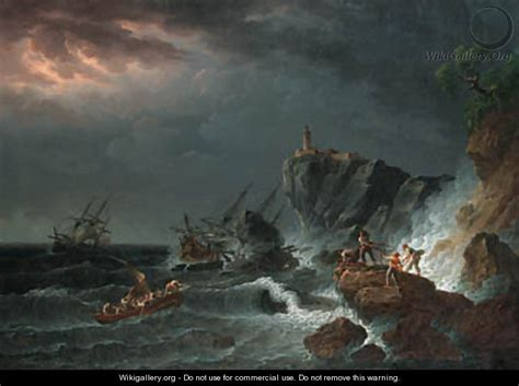 sailing boat in a storm a rocky coast in a storm with a shipwrecked sailing boat