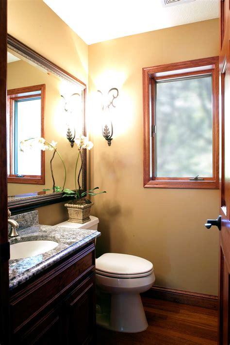 Home Design And Remodeling powder room mcdonald remodeling