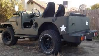 Custom Willys Jeep For Sale Willys M38a 1 Custom Built Jeep For Sale Photos