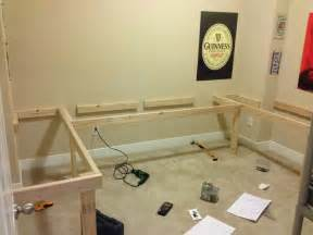Diy Desk L Diy Floating Desk L Shape Re Show Your Diy Ideas And Projects Home Projects
