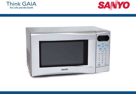 Microwave Oven Sanyo image gallery sanyo microwave