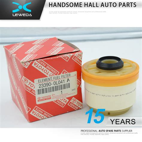 fuel filter for toyota innova fortuner hilux hiace 23390 0l010 23390 0l041 view fuel filter for
