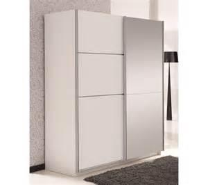 armoire porte coulissante blanche images
