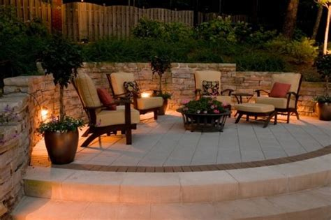 best lights for the backyard sitting area outdoor kitchen deck and outdoor patio designs with curves