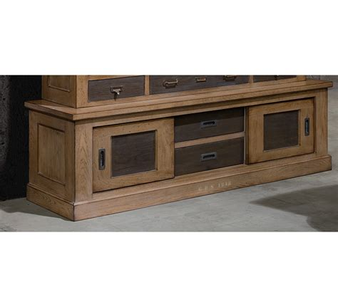 Charmant Table Basse Bois Metal #10: Meuble-tv-factory_1.jpg