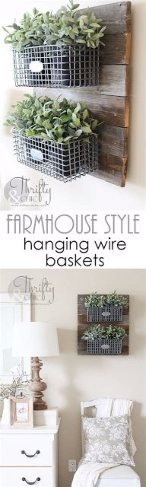 Simple Ideas For Hanging Wire Basket Best 25 Hanging Wire Basket Ideas On Pinterest Wire Basket On Wall Industrial Farmhouse
