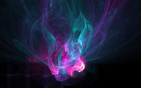 wallpaper abstract neon colorful neon smoke abstract hd wallpaper x chainimage
