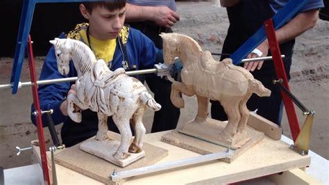 amazing  carving wood duplicator copy machine