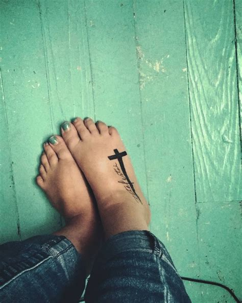 forgiven tattoos designs with cross beside it pictures to