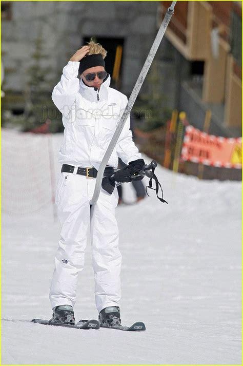 Posh Hits The Slopes by Posh Hits The Ski Slopes Photo 84401
