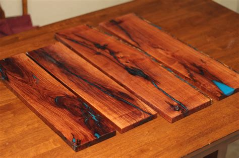 woodworking epoxy rustic diy projects