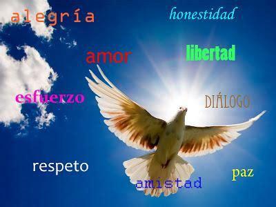 imagenes de valores espirituales 13 tipos de valores 101 ramirez basurto paloma