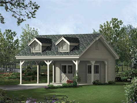 Glenna 2 Car Carport Plan 009d 6015 House Plans And More House Plans With Carport
