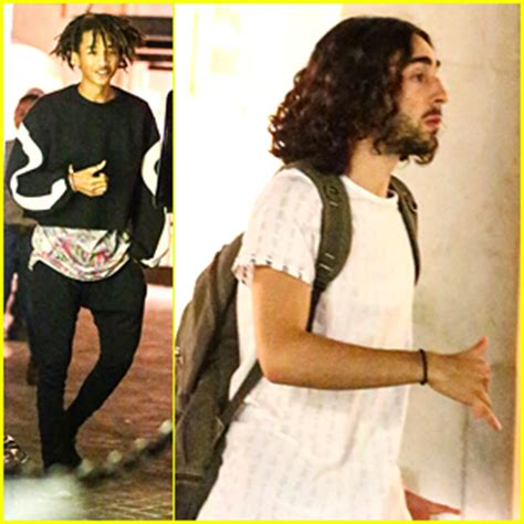 when jaden and willow smith moises and mateo arias came jaden smith hangs with kickin it s mateo arias