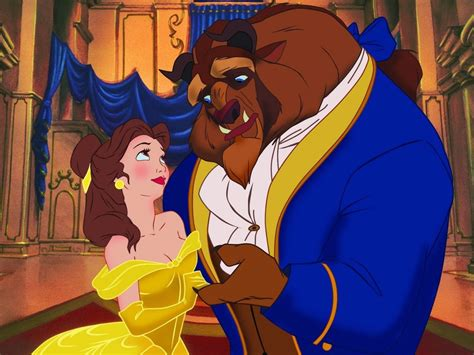 beauty and the beast 1991 disney s live action beauty and the beast cast
