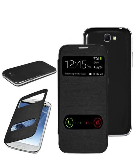Flipcover Flipcase Ume Samsung Grand Neo snaptic premium s view flip cover for samsung galaxy grand neo i9060 grand duos i9082 black with