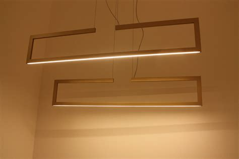 Rectangular Light Fixtures Rectangular Lighting Fixtures Add Geometric Dimension To Decor