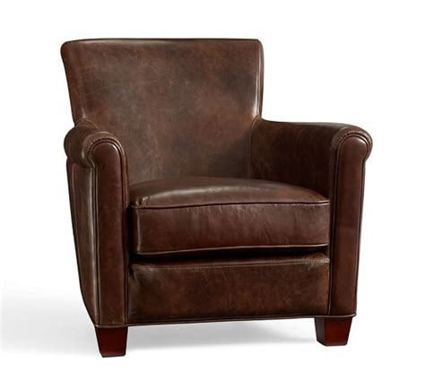 irving leather armchair pottery barn premier sale save up to 75 off furniture home decor friday may 12th only