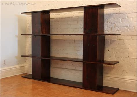 attractive cinder block bookshelf for the home cinder