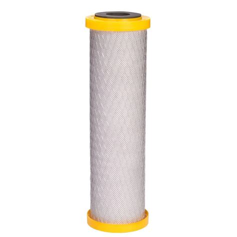 Water Filters At Home Depot by Hdx Advanced Universal Sink Water Filter Fits Hdguss4 System Hdxltf4 The Home