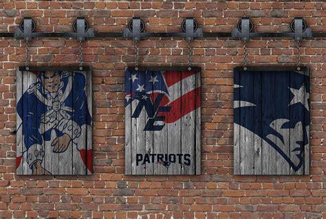 New Patriots Wall