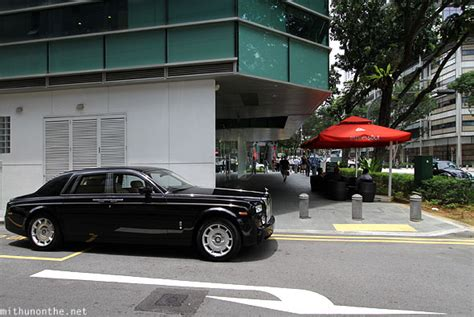 roll royce singapore singapore day 5 chinatown f1 friday charice seungri