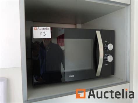 Microwave Domo domo microwave domo dustbin