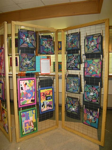 how to display art prints 17 best images about children s art display on pinterest