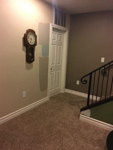 beige tan almond vinyl windows home decorating basement paint color help