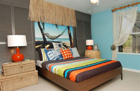 surfer bedroom surf inspired room
