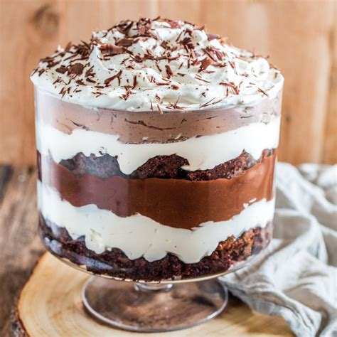 desserts easy brownie trifle s cuisine