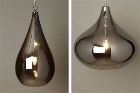 smoked glass pendant light 1970s style lily and leah smoke glass pendant lights at