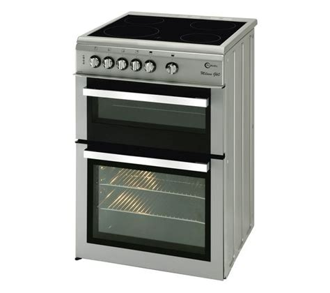 buy flavel milano ml61cds electric ceramic cooker silver