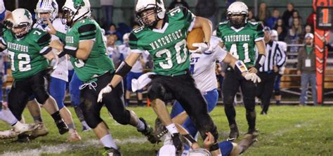 section viii athletics division vi and vii football all ohio teams announced
