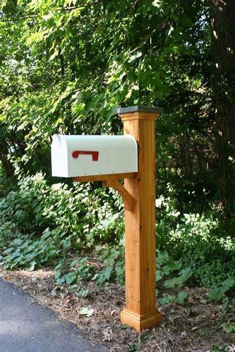cassetta della posta in legno idee originali per personalizzare la cassetta della posta